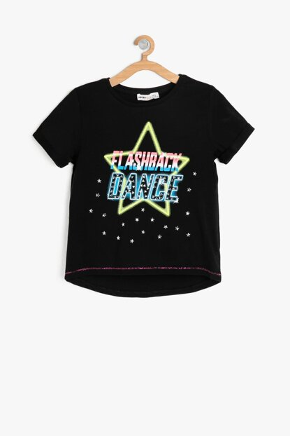 Black Girl T-Shirt 9YKG17496AK