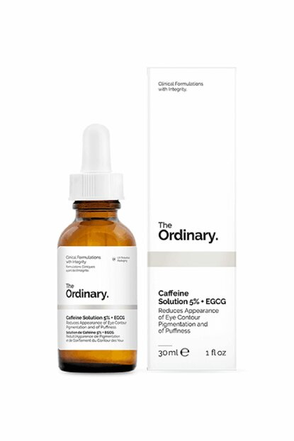 Caffeine Solution 5% + EGCG for Under Eye Bruises and Puffiness 769915190670