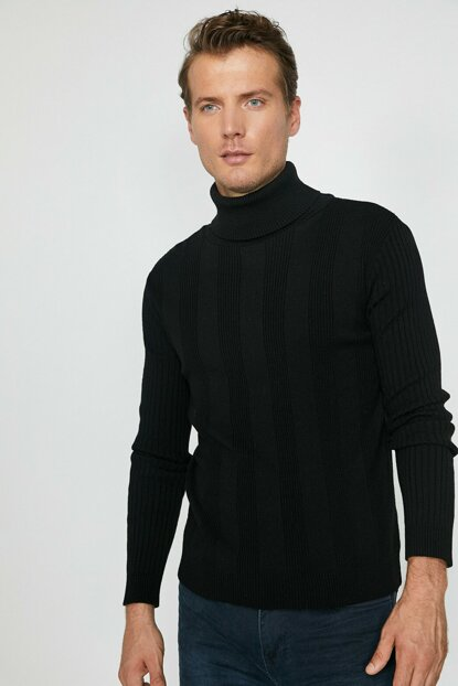 Men's Black Sweatshirt 0KAM92008LT