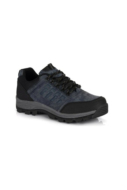 Navy Blue Unisex Outdoor Shoes DPRMGMSTPX5