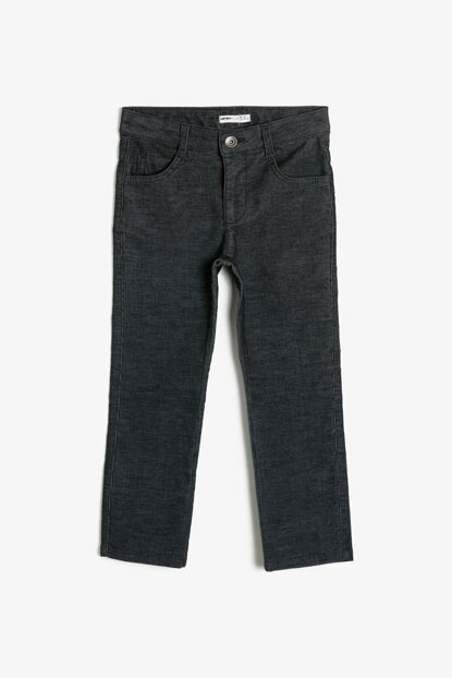 Boys' Pocket Trousers 0KKB46682OW