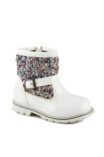 312.Y.292 BB White Girls Boots