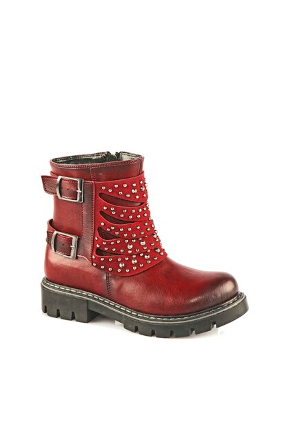 955.V.269 SD Maroon Girls' Boots
