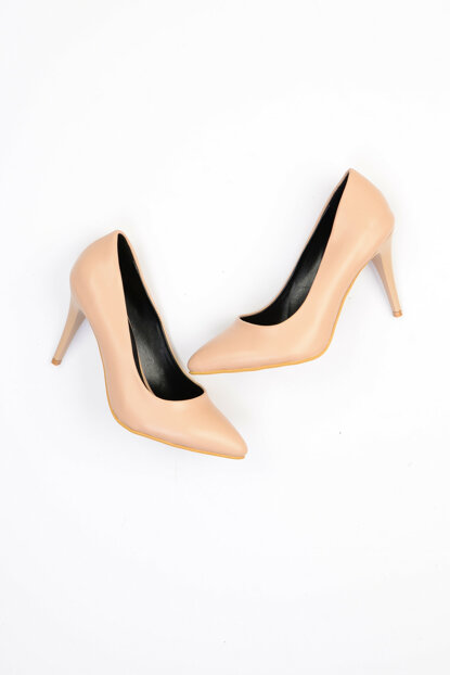 Nude Women's Heeled Shoes G0446100009