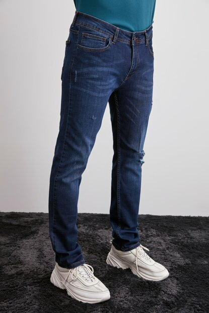 Indigo Men's Slim Fit Jeans TMNAW20JE0415