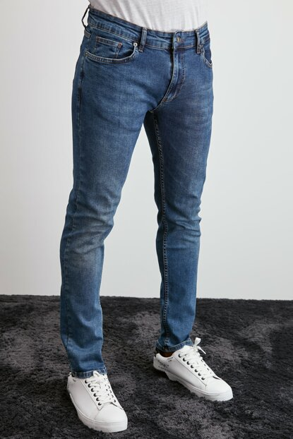 Indigo Men's Slim Fit Jeans TMNAW20JE0321