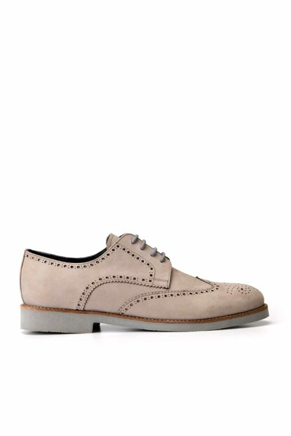 Genuine Leather Gray Men Shoes 02AYH139100A230