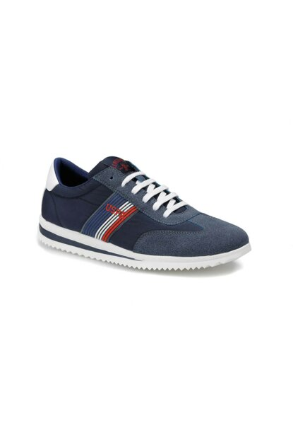 Navy Blue Men's Sneaker 000000000100372070