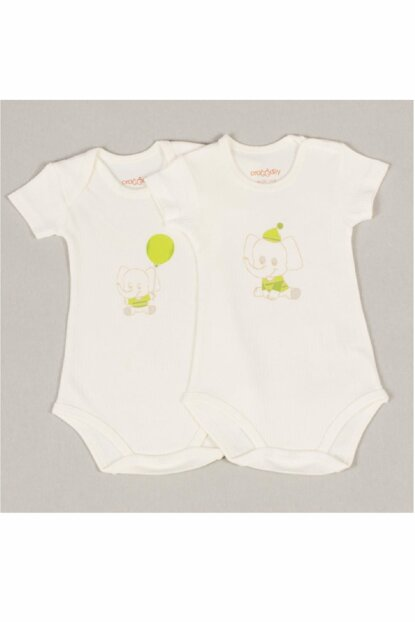 Baby Bamboo Body with Short Sleeves CRCDLY075