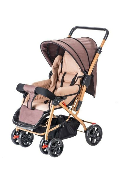 Bc-70 Practico Two Way Baby Carriage Gold 8698943143988