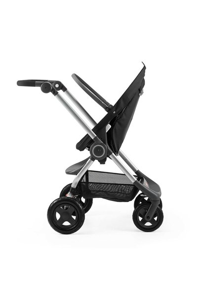 Stokke Scoot Baby Stroller Chassis Black / STK-533