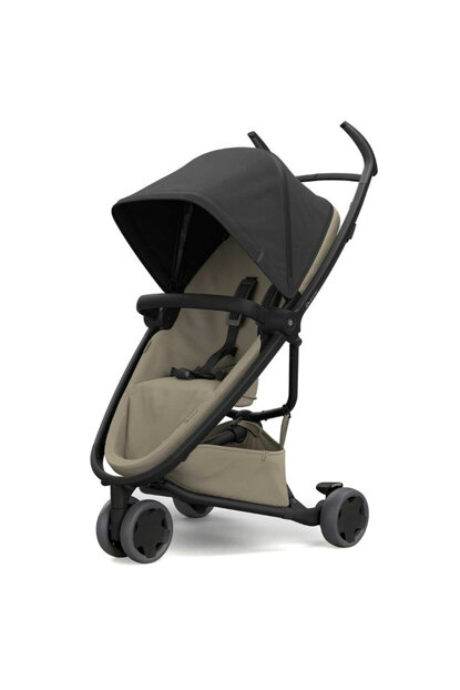 Zapp Flex Baby Stroller Black On Sand / IB25972