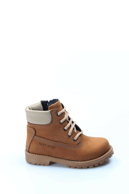 Genuine Leather Taba Boys Boots & Bootie 1875734