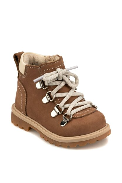 92.509544.I Sand Color Boys Boots