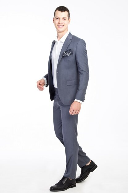 Slim Fit Suit 83830