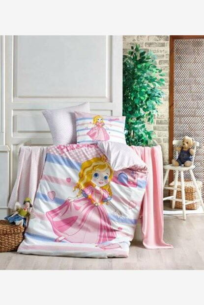 Crystal Baby Duvet Cover Princess 700044