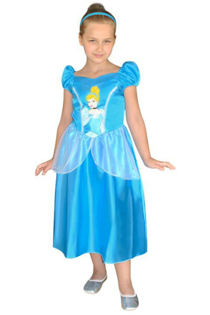 Cinderella Classic Child Costume 2-3 Years Old / HK / 000137