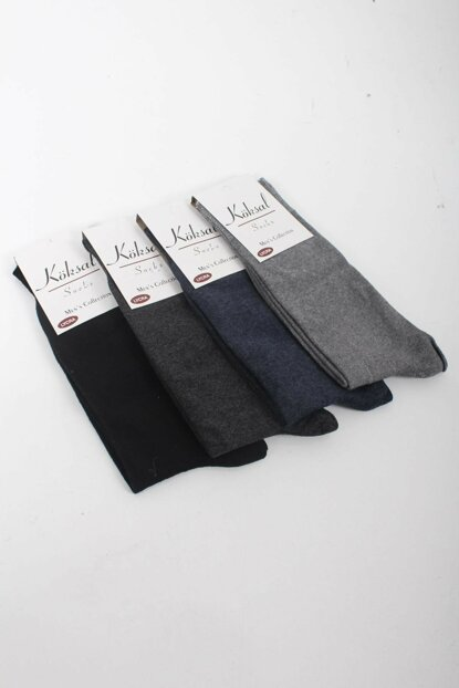 Cotton 12 Pairs Men Socks KOKSALEUC