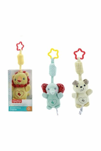 Fisher Price Hanging Rattle 1003141