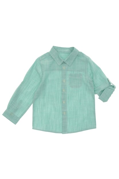 Green Boy Shirt 19112059100