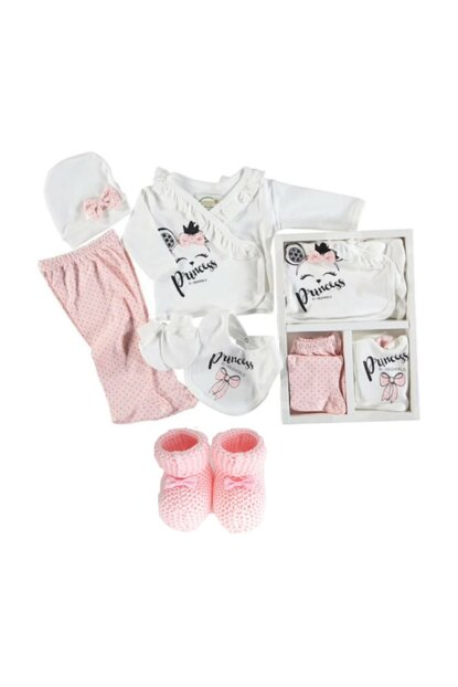 Girl Baby Bow Princess 6sets Hospital Outlet a416