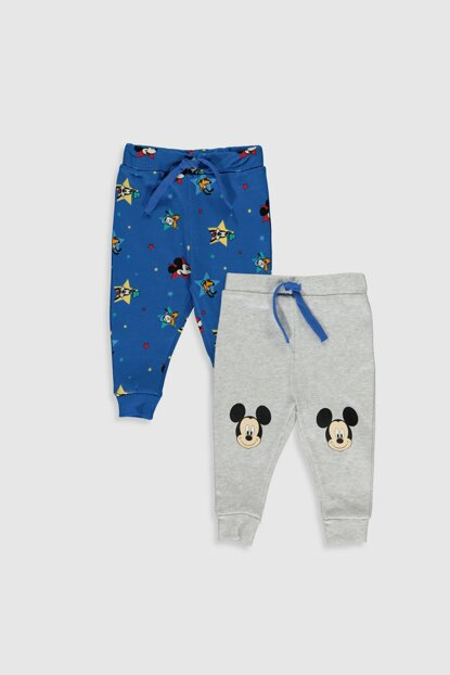 Baby Boy Snow Melange 847 Pants 2'Li 9W8888Z1