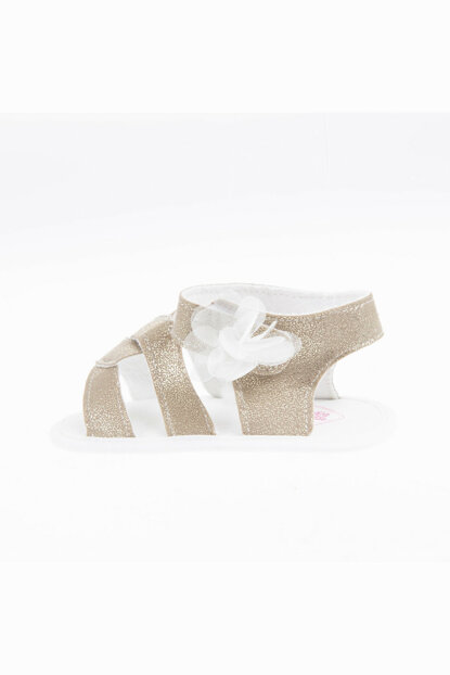 Baby Girl Boxed Booties Dore SBEKNPTK210_00-0154