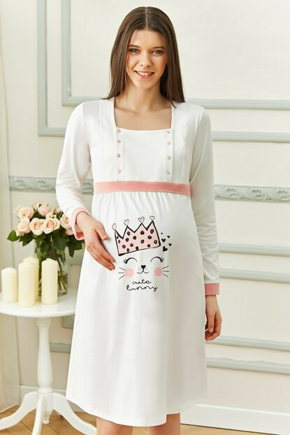 20387 Cute Bunny Lohusa Nightwear
