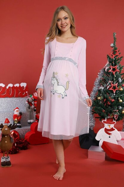 PregnantUnicorn Lohusa Nightwear as0300p