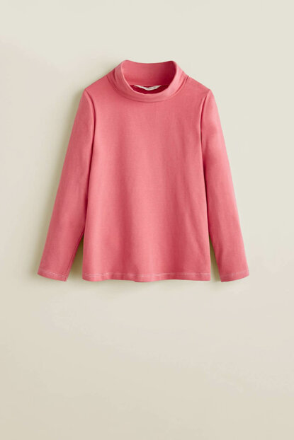 Girls Pink T-Shirt 33040996 Click to enlarge