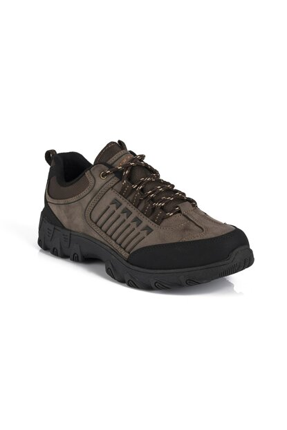 Brown Men's Outdoor Shoes DPRMGMDRGN847