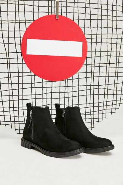 Black Men Boots & Booties 01BOY164620A100