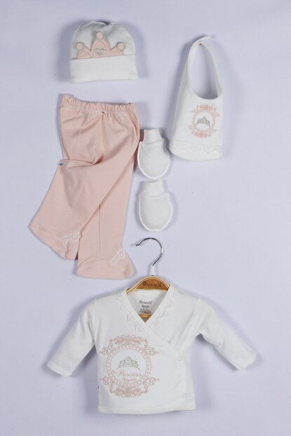 Baby Girl Princess 5s Hospital Outlet Layette Set 5056798