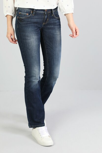 Women's Slim Fit Jean 741 ANYA CLBDEWPNT0257870