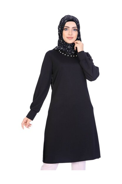 Beaded Embroidered Hijab Tunic 4043/100