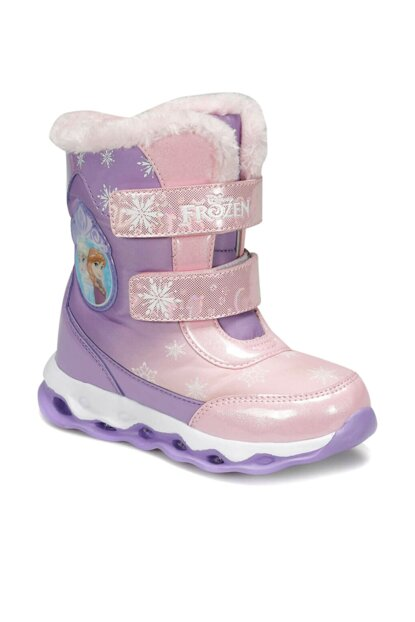 92.OLY.P Purple Girls Snow Boots