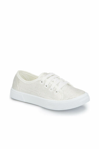 81.509151.F White Girls' Sneaker Shoes 000000000100294553