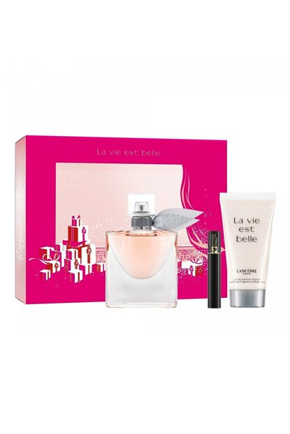 La Vie Est Belle Edp 30 ml + Body Lotion 50 ml + Hypnose Mascara 3614272844391