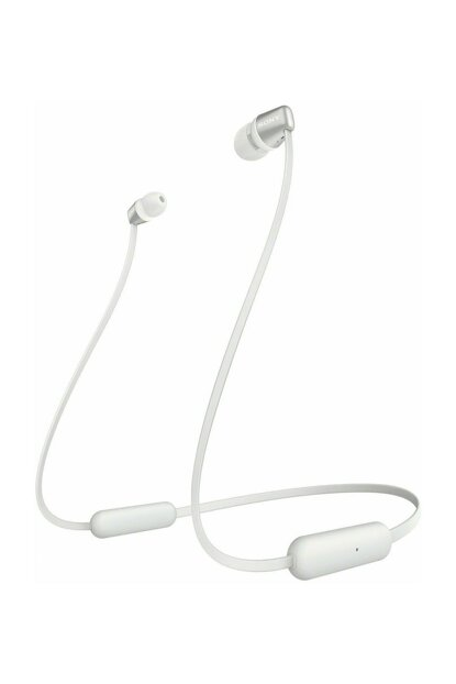 WI-C310 Wireless In-Ear Bluetooth Headset White WI-C310W