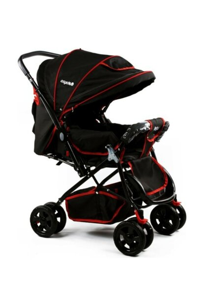 Keeper Bidirectional Full Close Awning Baby Stroller asymsyh