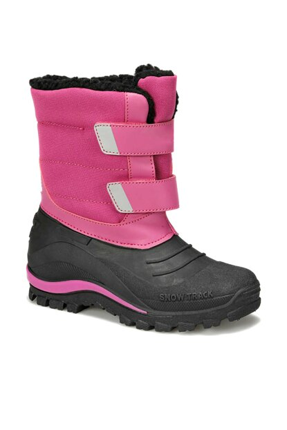SNOWY 9PR Fuchsia Children Snow Boot