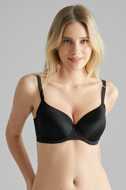 Black Beauty Form Bra PLBEFSTY17IY-b1