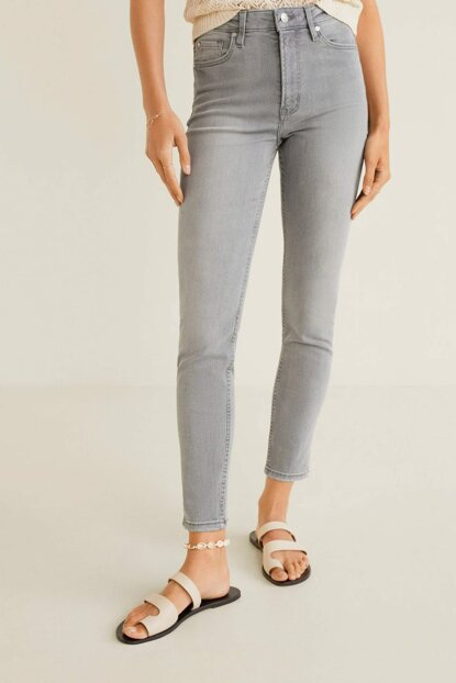 Women's Denim Gray Skinny Noa Jean 53010573