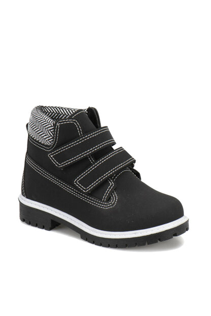 Black Boys Boots YK511