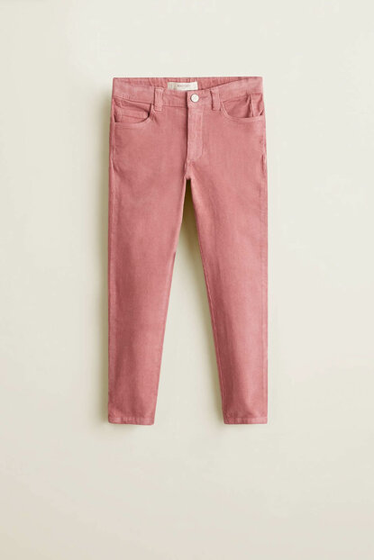 Girls' Pink Trousers 33055738