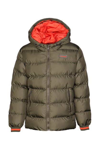 Khaki Boys Georin Coats 940068