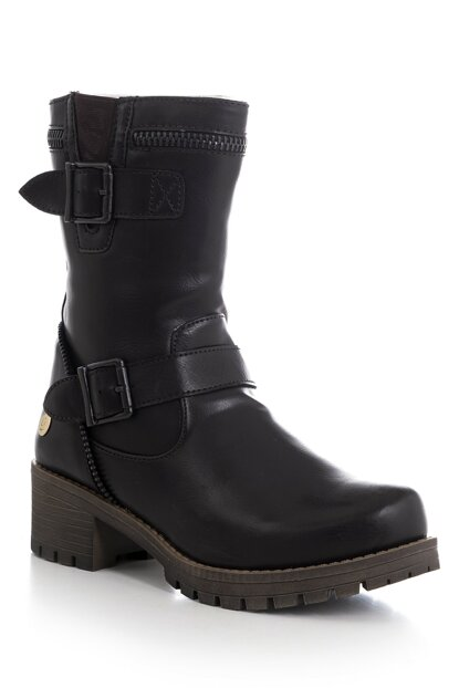Brown Women Boots TBDV-1