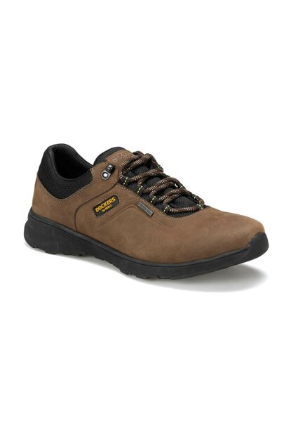 Brown Men's Casual Shoes 227222N 9PR