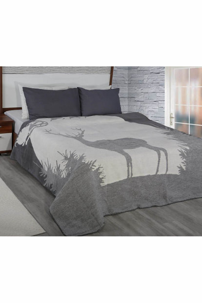 Dinarsu Double Cotton Blankets Ahu DBT-050.20200.001