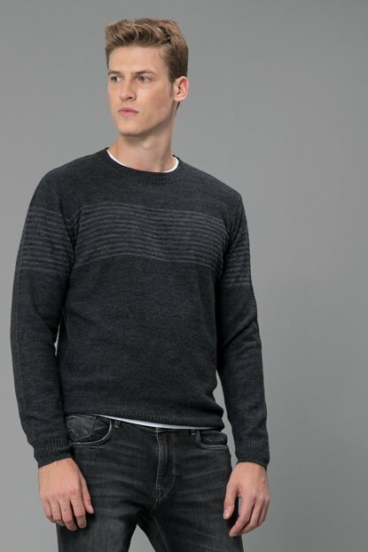 Men's Norm Pullover Anthracite 112090029100110